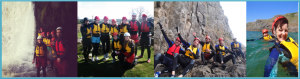 Adventurous group days out in Wales